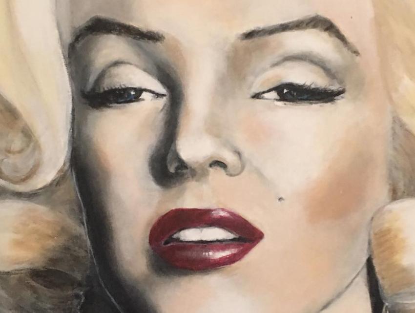 Marilyn Monroe by Vannagain